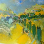 Provence - Acryl - 60 x 60 cm