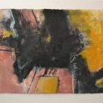 ohne Titel 2 - casein - 50 x 70 cm
